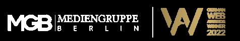 MGB Mediengruppe Berlin Logo